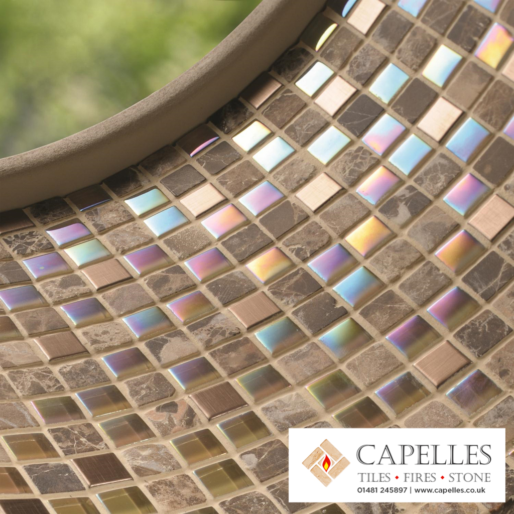 Mosaic and Glass Tiles