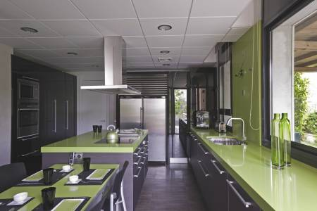 Silestone-quartz-kitchen-cocina-verde-fun-life-series-1.