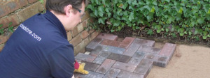 Block Paving header