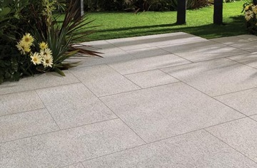 Natural Stone & Concrete Paving Important Information